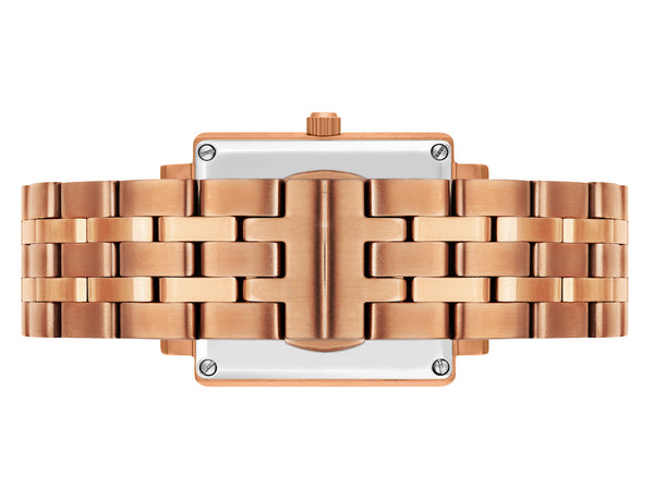 16mm Rose Gold Vasa Link Strap