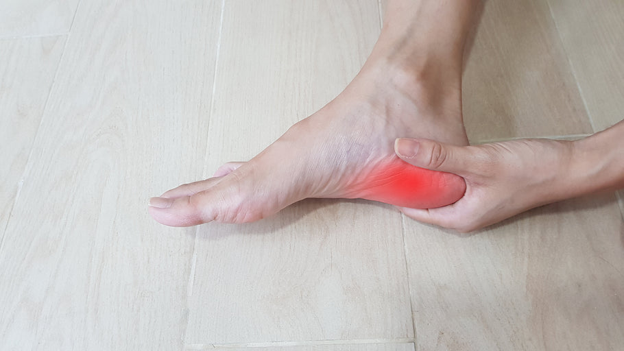 3 Simple Excercises to Get Rid of Plantar Fasciitis