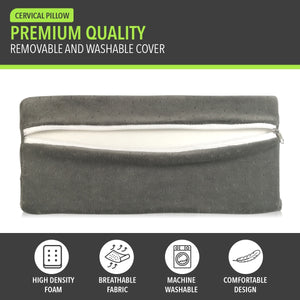 Cervical Fulcrum Wedge Pillow