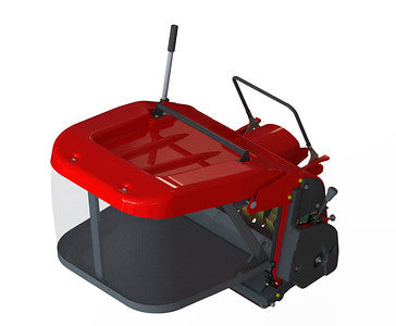 Countax / Westwood power grass collector