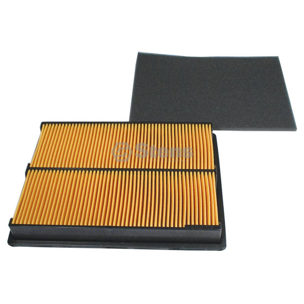 Honda 17218-ZJ1-840 ST1025164 - 100-164  Air Filter Combo