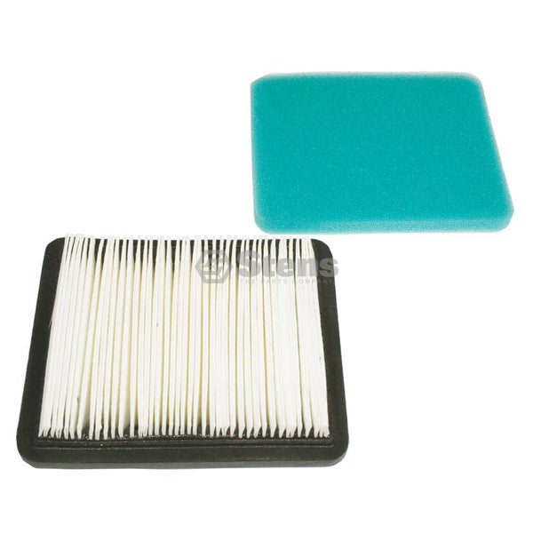 Honda 17211-ZL8-023 ST1025713 - 100-713 Air Filter Combo