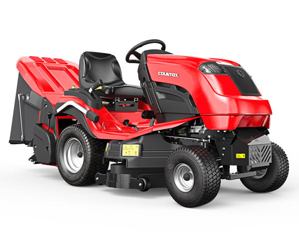 "FREE POWERED GRASS COLLECTOR WORTH £599 WITH EVERY Countax C40 96cm (38"") XRD"
