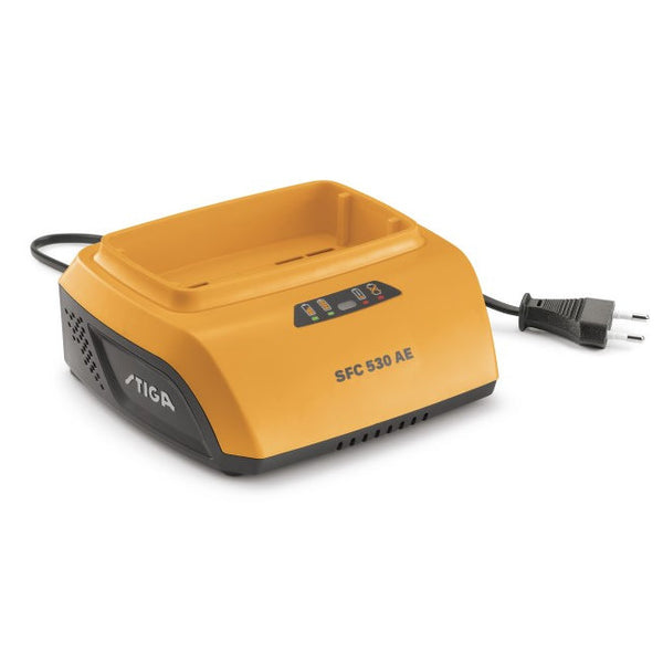 Stiga SFC 530 AE Fast Charger For 500 Cordless Range