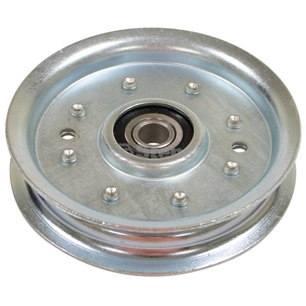 Heavy-Duty Flat Idler Pulley OEM AM37249 ST2805164 - 280-164
