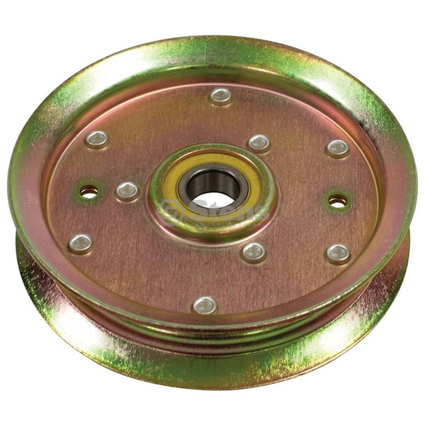 Heavy-Duty Flat Idler Pulley OEM AM135526 ST2805241 - 280-241