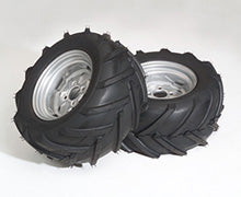 Countax 18'' Chevrons Tyres x2