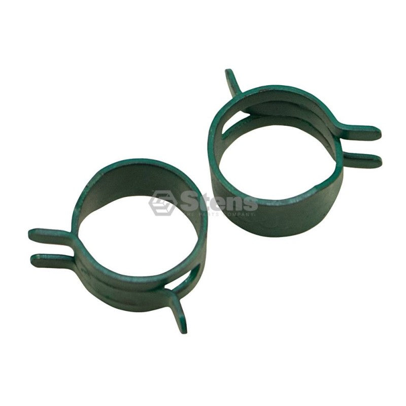 Fuel Line Clamps x2