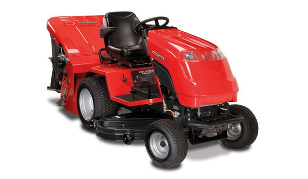 "Countax A25-50HE Tractor - 42"" High Grass Mulch Deck including powered grass collector"