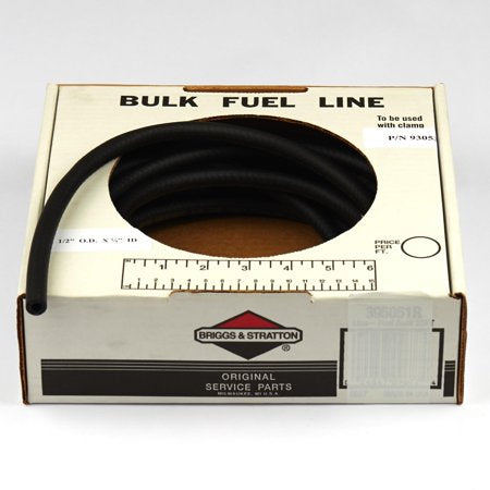 Briggs and Stratton Genuine Fuel Line 792020 Heavy Duty - 25 FEET - 6.35mm int / 13mm