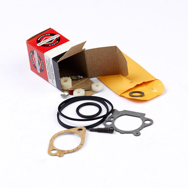 Briggs and Stratton Genuine Caburator Repair Kit 498260