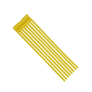 Countax / Westwood Tractor PGC Non NON Webbed Yellow Bristles 14898101