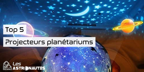 top 5 projecteurs planetariums