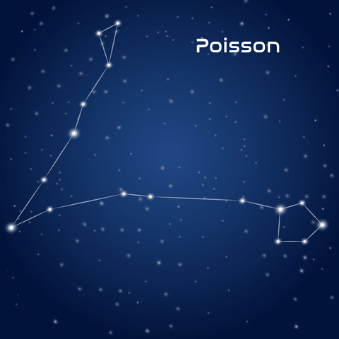 constellation du poisson