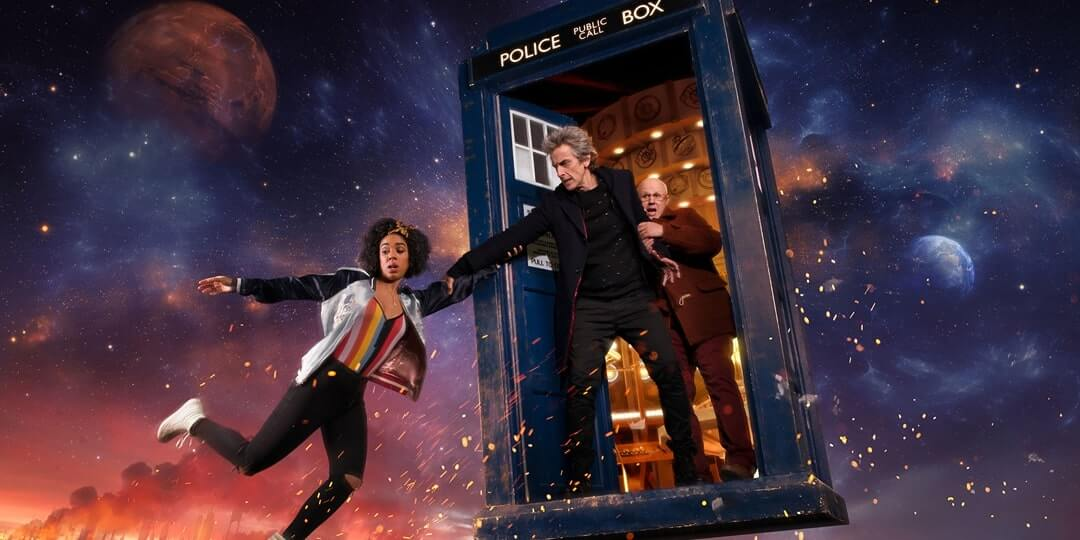 serie espace doctor who