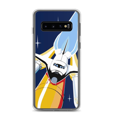 coque samsung navette spatiale s10