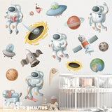 satellite stickers enfant
