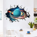 Sticker Mural Uranus