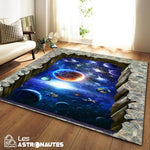 tapis espace stellaire