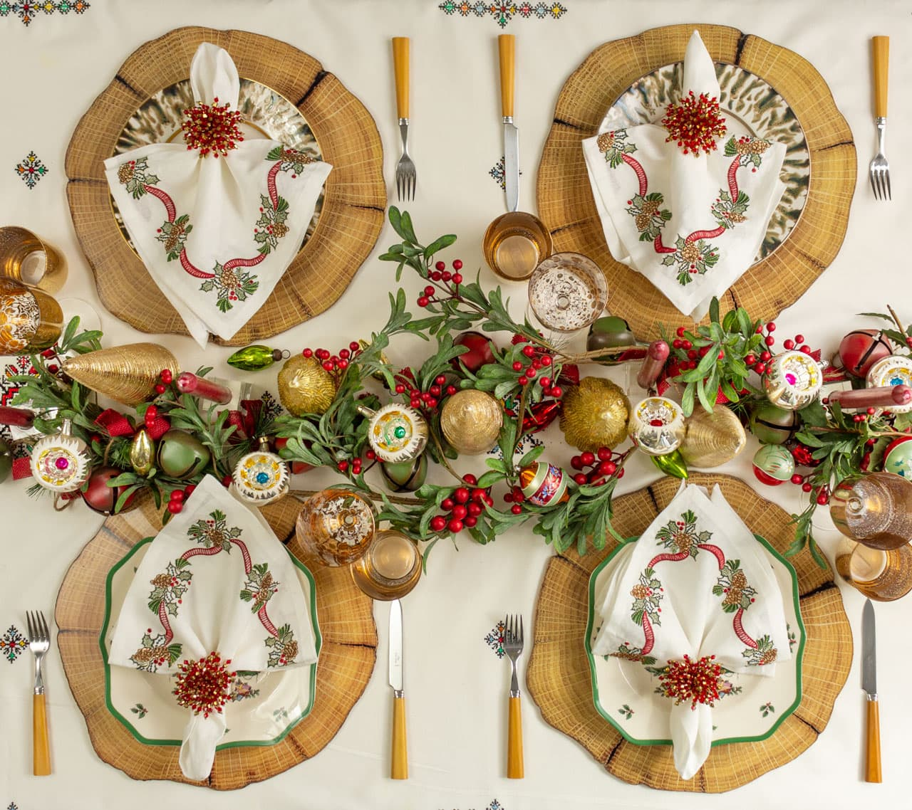 banner-Christmas Placemats