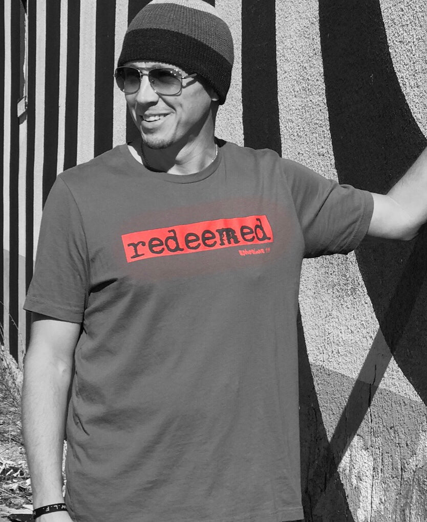Redeemed Christian T-shirt