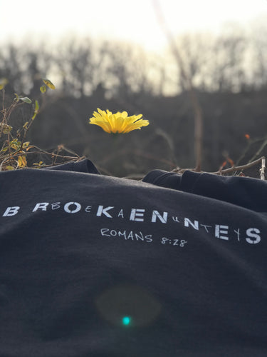 Beauty in Brokenness Christian T-shirt
