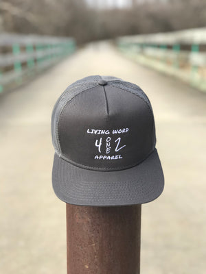 4 ONE 2 Christian Snapback Hat