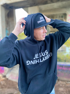 Jesus Over Everything Hoodie