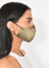 Load image into Gallery viewer, PRE-ORDER - Silk Mask - Bronze