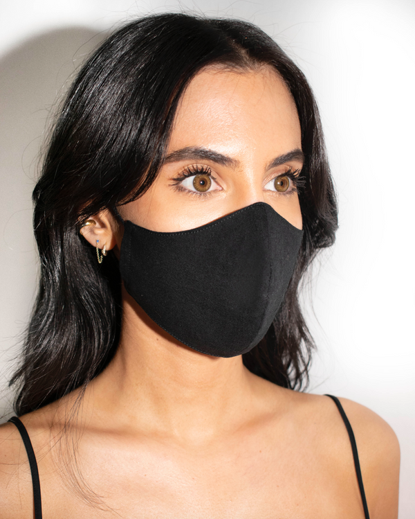 Face Mask - Black - face mask - ShopStyleguise