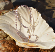 Load image into Gallery viewer, KB Delicate Pearl Necklace