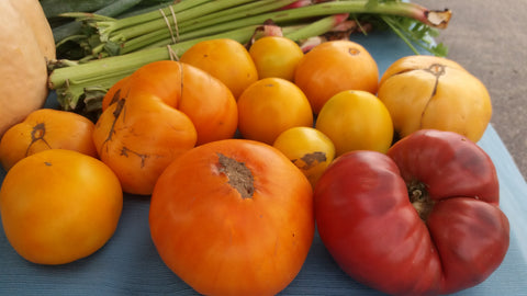 Tomatoes - Heirloom