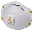 3M 8511 Respirator, N95, Cool Flow Valve (10-Pack or 80-Pack)