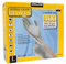 Nitrile Exam White Gloves Latex-free 2-Pack of 200 (Total 400-Count Gloves)