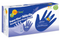 BeeSure Nitrile Blue Powder Free Exam Gloves, LARGE (Pack of 300)