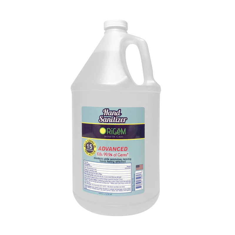 70% Ethyl Alcohol Gel Hand Sanitizer Gallon | Made in USA