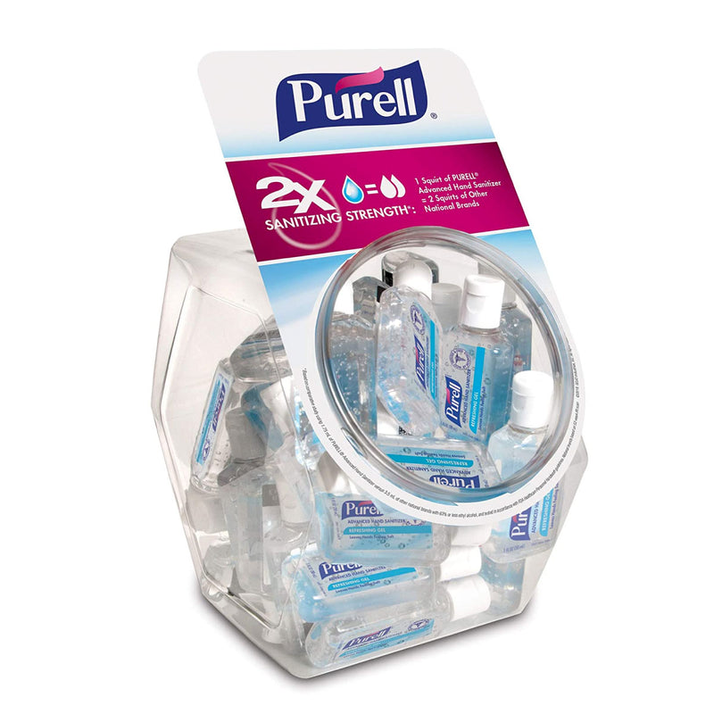 Purell 1oz bottles (36x 1oz bottles included) Great Patient Giveaways ($1.50/each)