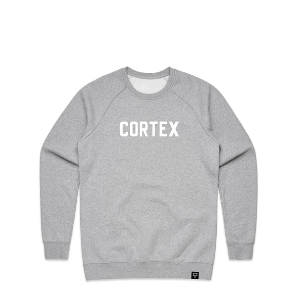 Cortex Athletic Heather Crewneck
