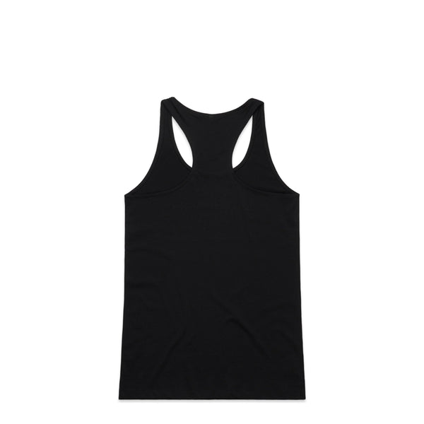 Cortex Black Women's Racerback Vest