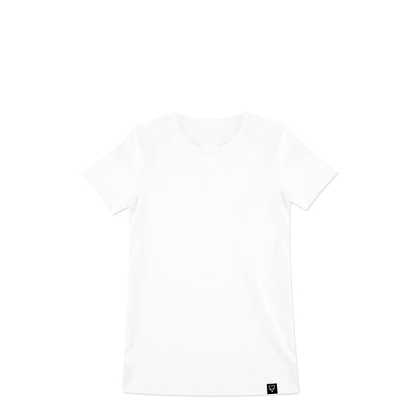 Core White Women's Tri-Blend T-Shirt