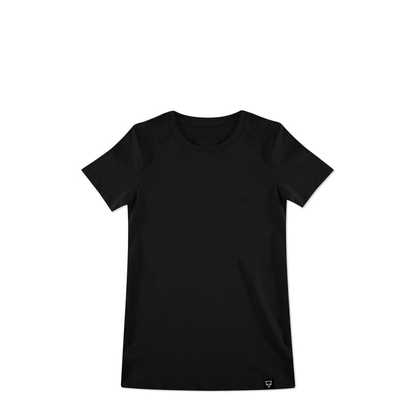 Core Black Women's Tri-Blend T-Shirt