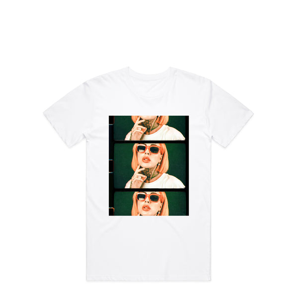 35mm White T-Shirt