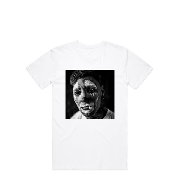 Tears Of A Clown White T-Shirt