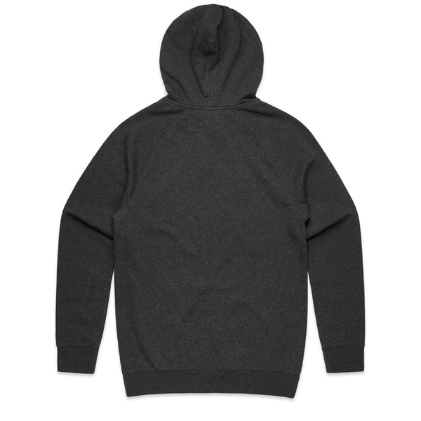 Original Reaper Asphalt Heather Hoodie