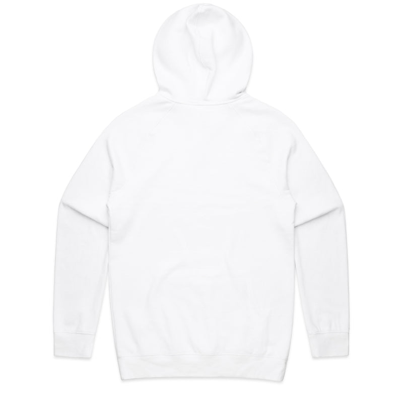 Do Not Conform White Hoodie