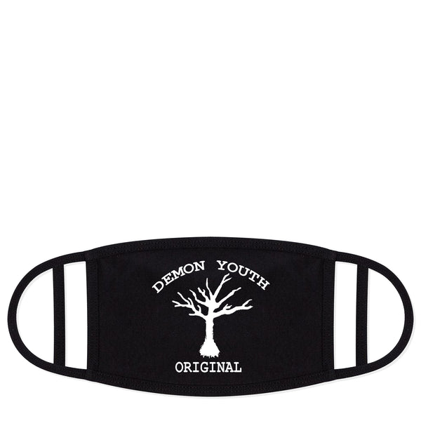 Tree Of Life Black Face Mask