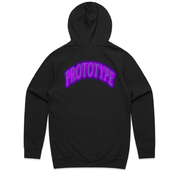 Prototype Sessions Black Hoodie