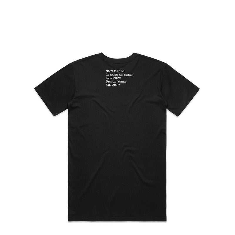 No Ghosts Just Busters Black T-Shirt