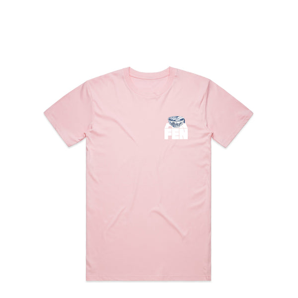 Fen Bowl Pink T-Shirt