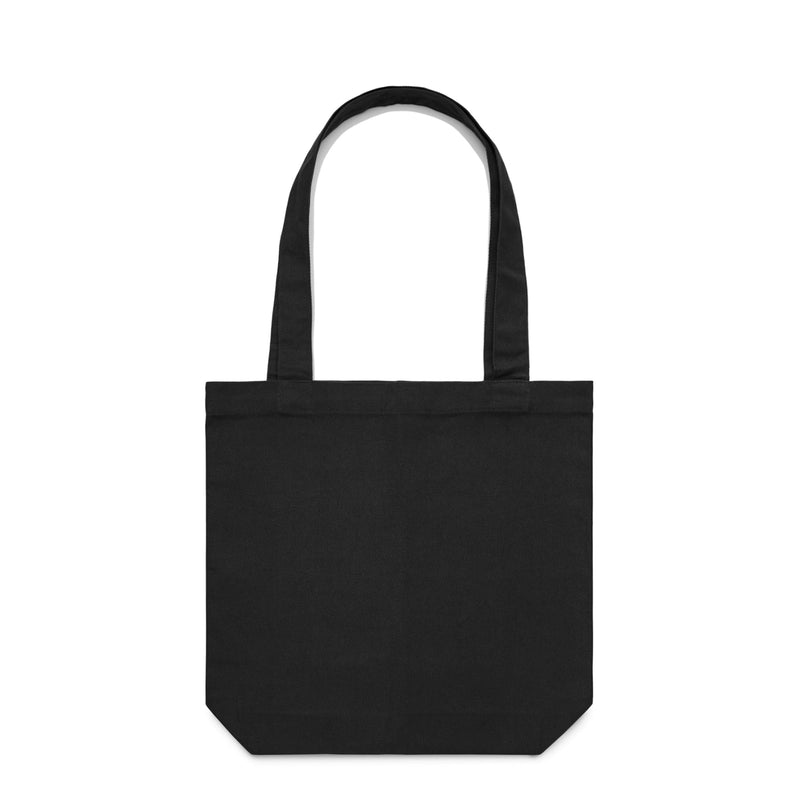Fen Mian Black Tote Bag